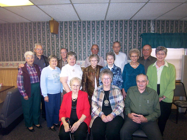 class of 1945 and spouses