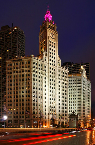 Chicago Wrigley Building