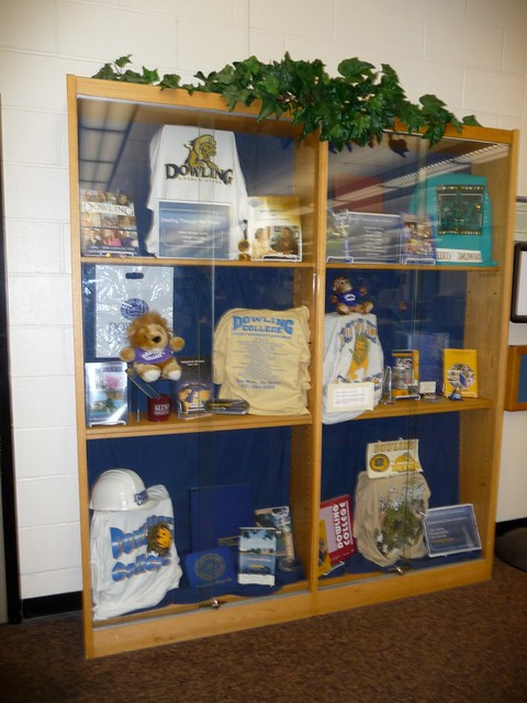 Dowling Through the Years Display