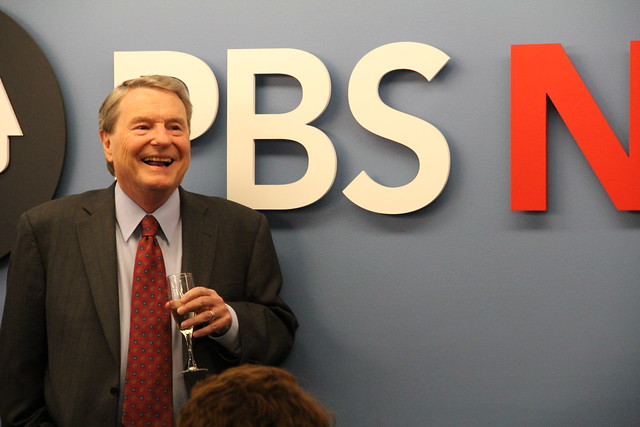 Jim Lehrer Retirement Announcement