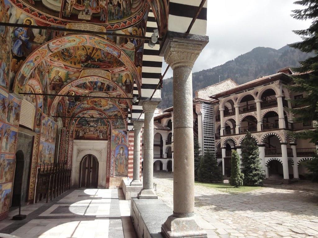 Mosteiro Rila UNESCO Bulgária