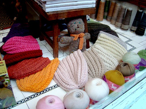 Purl Soho hats 2