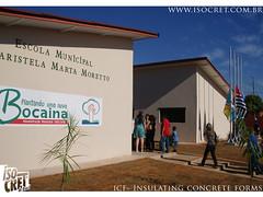 Escola Maristela Marta Moretto, Bocaina-SP