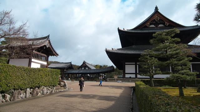 東福寺 Tofukuji