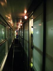 Transsiberian hallway