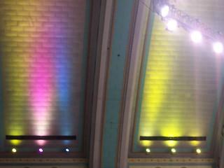 Boardwalk Hall Lighting