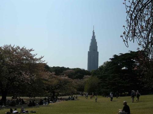 新宿御苑2009