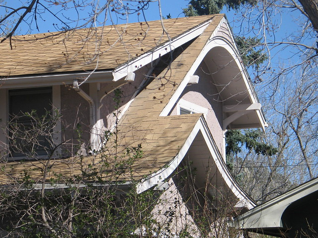 Craftsman Roof Detail Flickr Photo Sharing