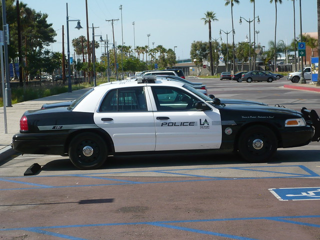 Port of los angeles police flickr photo sharing for La port police