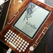 Wood Grain Kindle