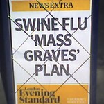 Swine Flu 'Mass Graves' Plan