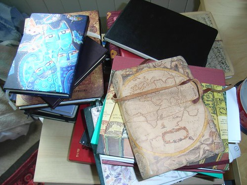My diary, Some of my journals