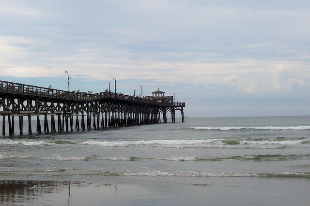 Cherry grove beach pier flickr photo sharing for Cherry grove pier fishing report