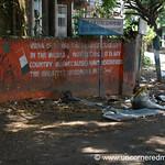 Uplifting Graffiti - Kochi, India