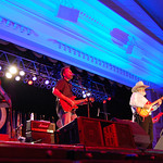 The National Guard Association of the United States kicked off its 131st annual conference with a concert by the Charlie Daniels Band