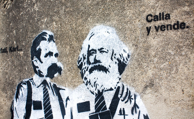 Sr. X presenta: Coloquios Históricos, Hoy: Nietzsche y