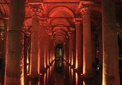 The Basilica Cistern - Byzantine Underground Water Cistern