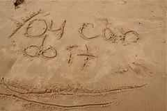 You Can Do It Lake Huron Beach Oscoda Trip 9-25-09 16