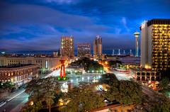 San Antonio Downtown | Wide Edition