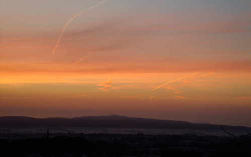 sun sunrise nikon coolpix northernireland nikkor ballymena ahoghill s8000
