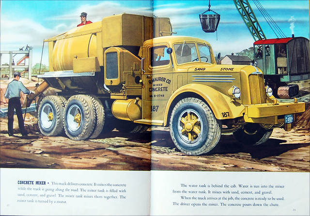 Food Truck Illustrations