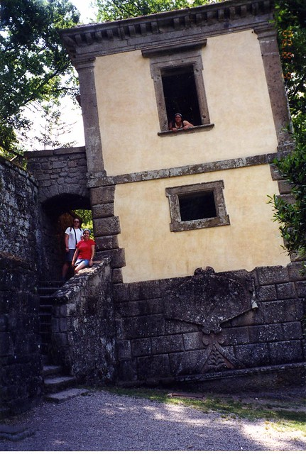 Tilty House, Bomarzo