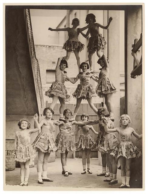 Child performers, Sydney Showground, c. 1920s-30s / by Sam Hood