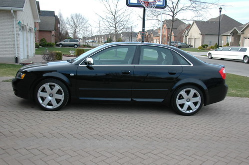 for sale 2004 black audi s4 low mileage. Black Bedroom Furniture Sets. Home Design Ideas