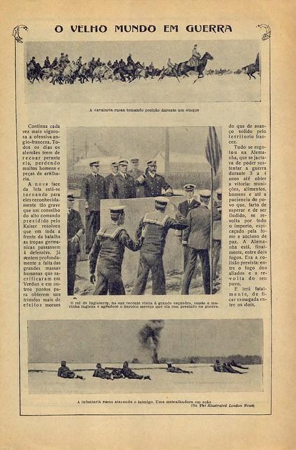Ilustração Portugueza, No. 543, July 17 1916 - 16