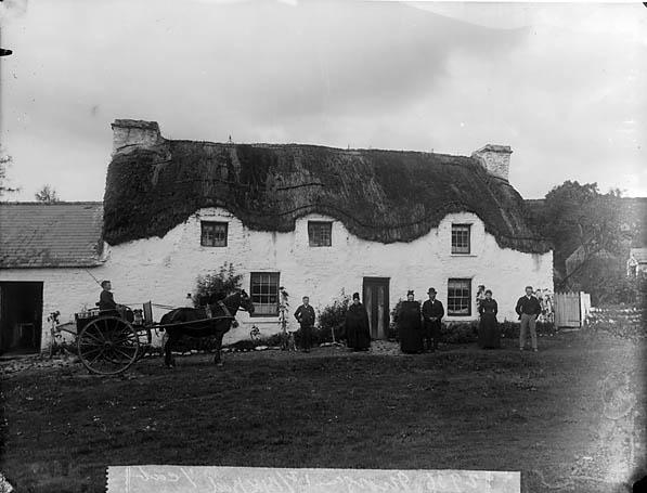 Parcrhydderch, Llangeitho