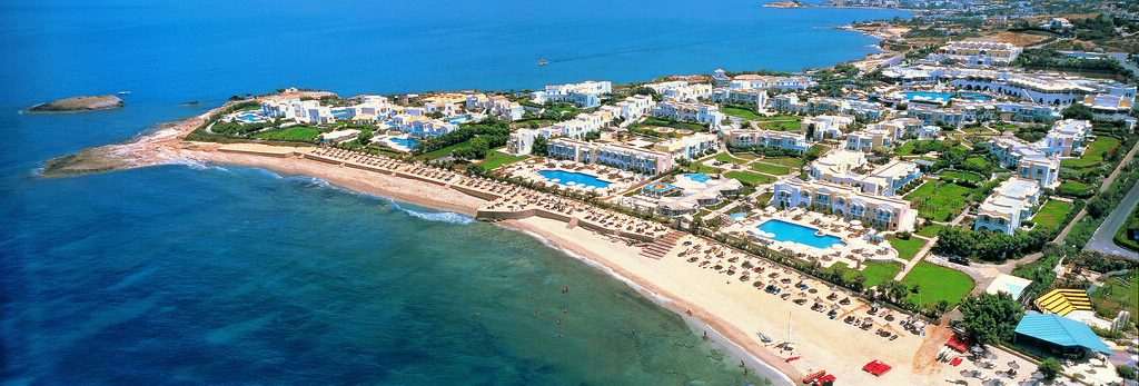 Aldemar Knossos Royal hotel in Crete, Greece