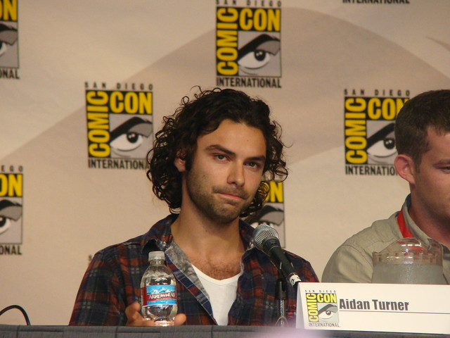 Header of Aidan Turner