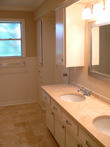 Our Flip: After - Jack 'n Jill Bath