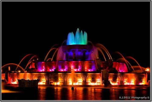 Night Light Fountain