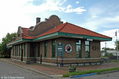 AITKIN, MN--Northern Pacific Depot