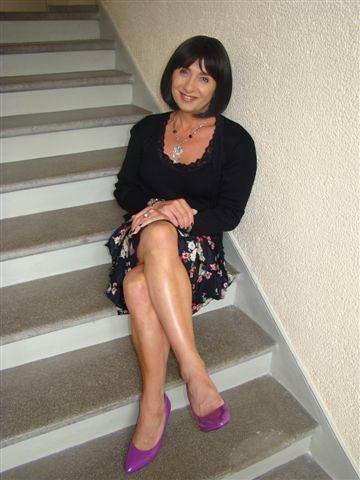 L'escalier de Mel by Petra de Tourville