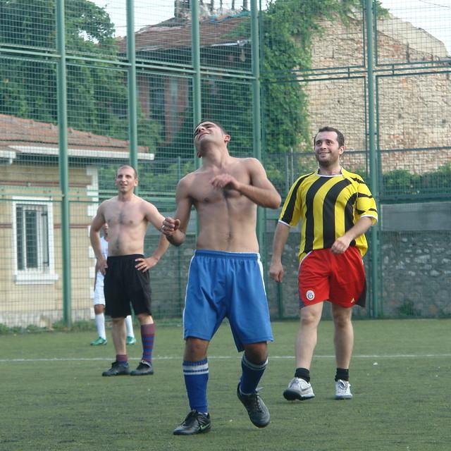 Gay Soccer Referee 60