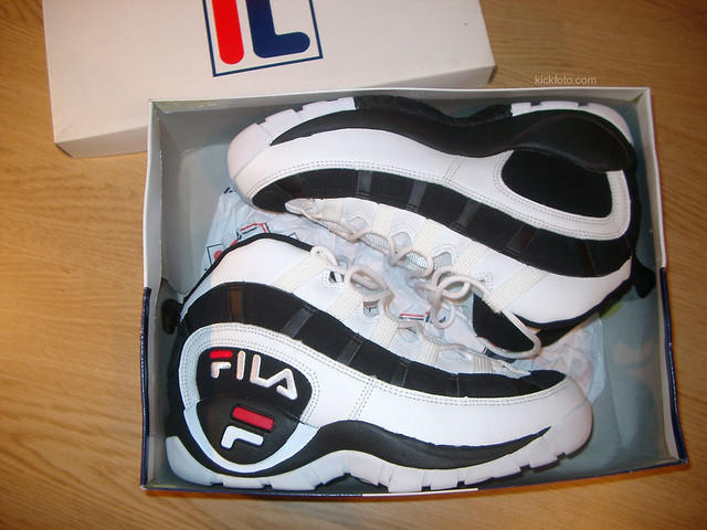 Fila Shoes White Sneakers