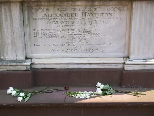roses for alexander