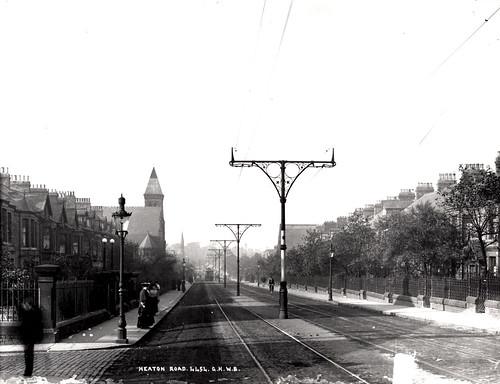 025217:Heaton Road Heaton c.1905
