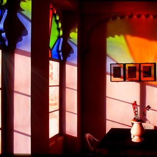 Udaipur , Rajasthan . India ..  Jan 1997