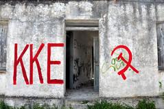 KKE Graffiti