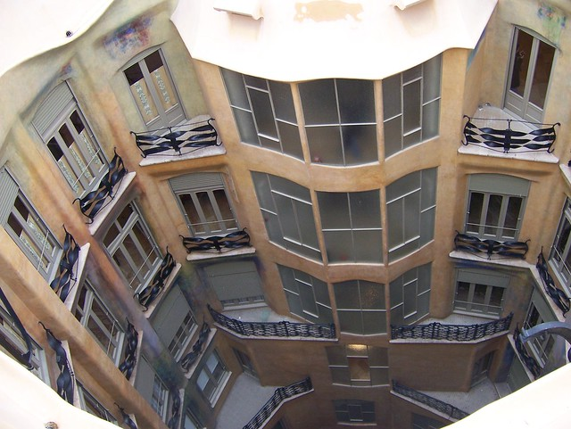 146 - Casa Mila (La Pedrera)