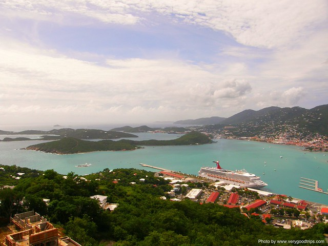 KonTiki Sightseeing Amp Beach Cruise In St Thomas Usvi