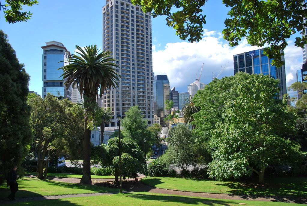 Albert Park - Auckland 006