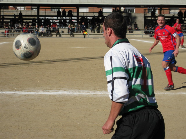 U.E. Sants - Gimnàstica Iberiana (25/01/2009)