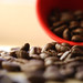 Coffee, Cup and Beans by JcOlivera.com