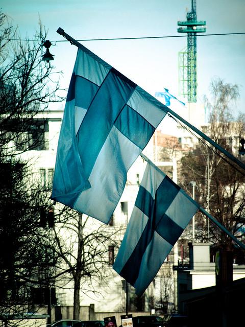 Kalevala Day in Töölö - 2 or 3?
