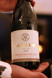 Chateauneuf du pape Paul Autard