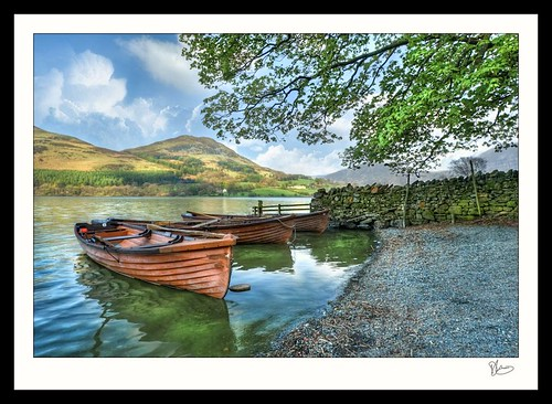 Loweswater rowing boats